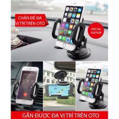 Chỗ bán Giá đỡ điện thoại đa năng oto, xe hơi rảnh tay tiện lợi lái xe – chất lượng cao by Agiadep
