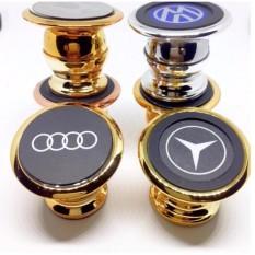 Giá đỡ hít nam châm xoay 360 độ cho điện thoại trên ô tô (Màu ngẫu nhiên)
