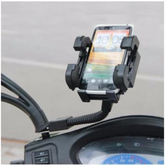 Giá đỡ , kẹp điện thoại trên xe máy