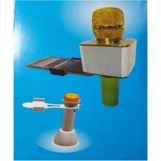 Giá đỡ Micro và điện thoại dùng cho Q7,Q9,K068,K088