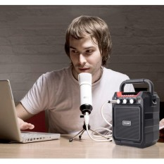 Báo Giá Gia Loa May Tinh, Loa Bán Hàng, Loa K99 Hozito Cao Cấp – Top 5 Loa Karaoke Mini Di Động Bán Chạy Nhất Năm 2017 Mẫu 144