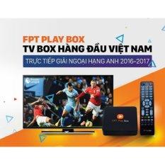 Giải trí sành điệu cùng FPT Play Box – Smart TV Box hàng đầu Việt Nam