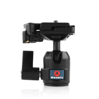 Gimbal Head Ball Ball Head Mount Kit For Camera Tripod Telephoto Lens SLR - intl