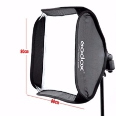 Godox smart softbox 80x80cm with Godox S shape adapter
