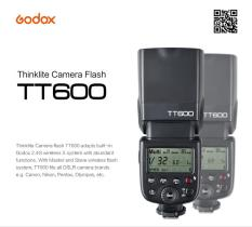 Godox TT600 Manual – GN60 – High speed sync for Canon Nikon Pentax
