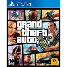 Đĩa Game PS4 GTA5 – Grand Theft Auto 5