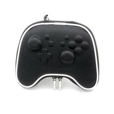 Vỏ cứng Xách Túi cho Nintendo Switch Pro Bộ Điều Khiển (Đen)-quốc tế