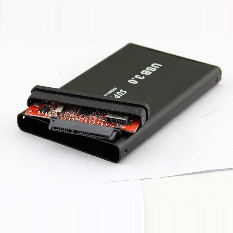 Bảng giá HDD Box 2.5 USB 3.0 hộp đựng ổ cứng di động 2.5inch Phong Vũ