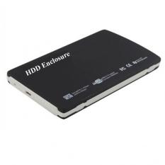 HDD Box 2.5″ cho ổ cứng laptop 2.5 inch (Đen)