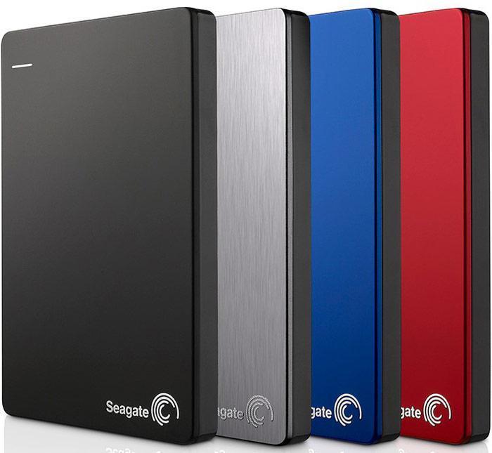 "Hình ảnh HDD Seagate Backup Plus Slim Portable Drive 1TB 2.5"" BLUE"