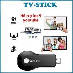 HDMI không dây cho iPhone, iPad hỗ trợ youtube – Wecast M9 Plus