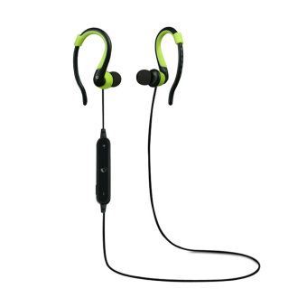High Quality Wired Headphone Bluetooth Headset (Green )