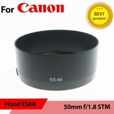 Hood ES68 for Canon 50mm f/1.8 STM