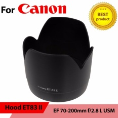Hood ET83 II for Canon EF 70-200mm f/2.8 L USM