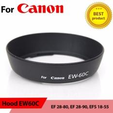 Hood EW60C for Canon EF 28-80, EF 28-90, EFS 18-55