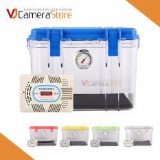 Hộp chống ẩm Eirmai R10 tích hợp ẩm kế và máy hút ẩm (12 lít) – Màu ngẫu nhiên