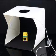 Hộp chụp sản phẩm 30cm x 30cm tích hợp đèn Led
