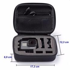 Hộp đựng phụ kiện Gopro, SJCAM -Size S- Camera hành trình chống sốc chất liệu cao cấp LEPIN Việt Nam
