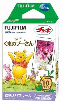 Bảng Giá Hộp phim màu Fujifilm Instax Mini Pooh (10 tấm)