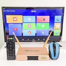 Hộp Ti Vi Thông Minh Smart TV Android Box Q9S