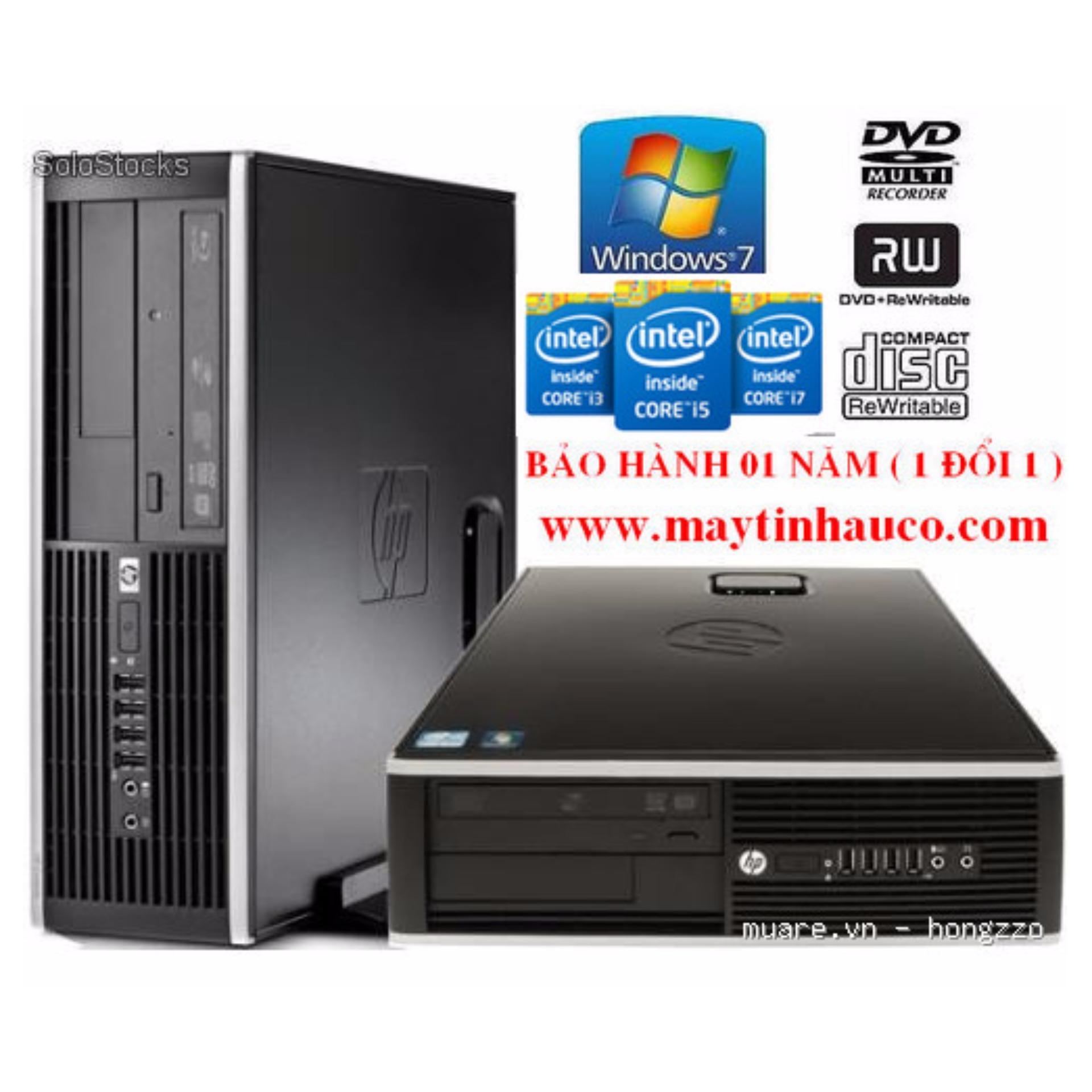 HP Compaq 8200 elite ( Core i3 2100 /4G/500G ) , Bảo hành 24 tháng - Hàng Nhập Khẩu