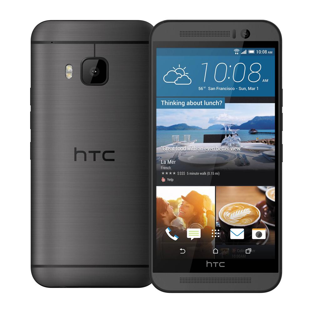 Giá Khuyến Mại HTC M9S 16GB (đen)- Chính hãng