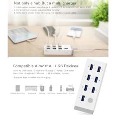 Hub chia USB 3.0 ra 7 cổng USB 3.0 Ugreen – 20296 Gia Bách