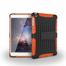 Hybrid Kickstand phone case for iPad 2/3/4(Orange) – intl