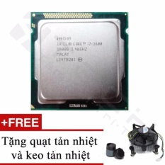 Intel® Core™ i7-2600 Processor 8M Cache, up to 3.80 GHz