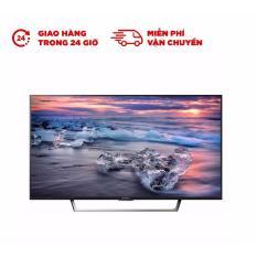 Mua Internet Tivi Sony 43 Inch Full Hd – Model Kdl-43w750e (Đen) Tại Điện máy Media Smart (Hà Nội)
