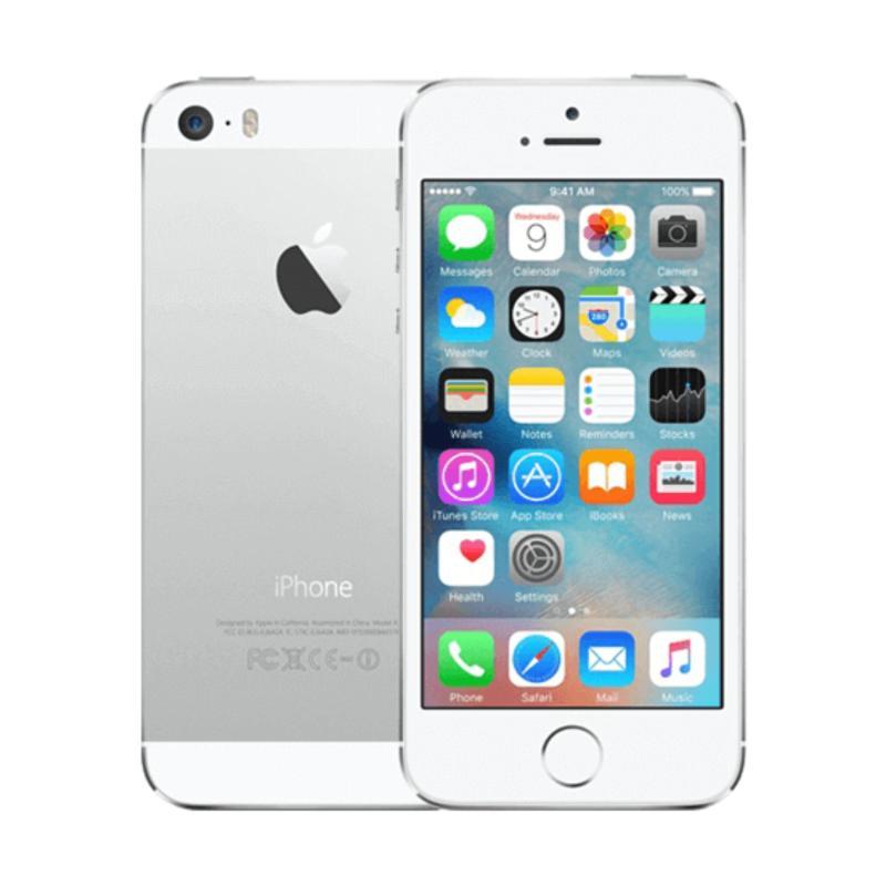iphone 5s16gb trắng quốc tế- hàng nhập khẩu