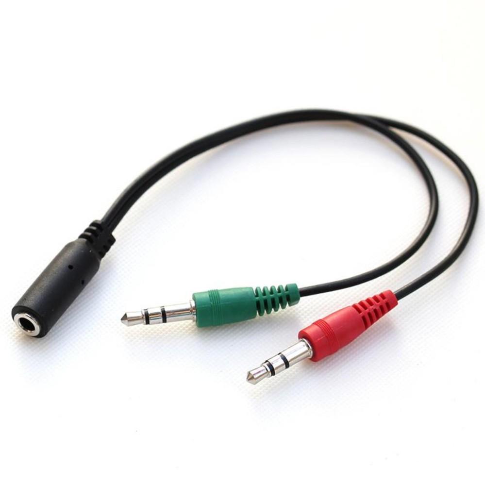 Nơi Bán Jack gộp audio và mic 3.5mm Jack gộp tai nghe 3.5