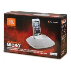 JBL OnBeat Micro Speaker Dock with Lightning Connector..