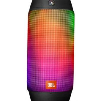 JBL Pulse 2 Portable Splashproof Bluetooth Speaker, Black.