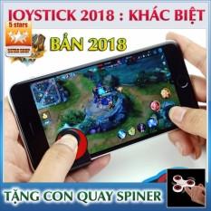 JOYSTICK CHƠI GAME ĐIỆN THOẠI THẾ HỆ MỚI : Version 2018 – Siêu nhạy + Tặng con quay spiner