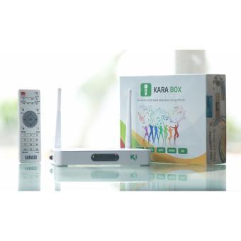 KARABOX K1 - ANDROID TV BOX TÍCH HỢP KARAOKE MIỄN PHÍ