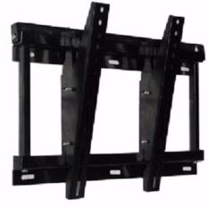Kệ tivi treo tường ôm sát tường và nghiêng được từ 32′ đến 40′ tiện dụng