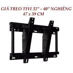 Kệ tivi treo tường nghiêng từ 32′ đến 40′ tiện dụng