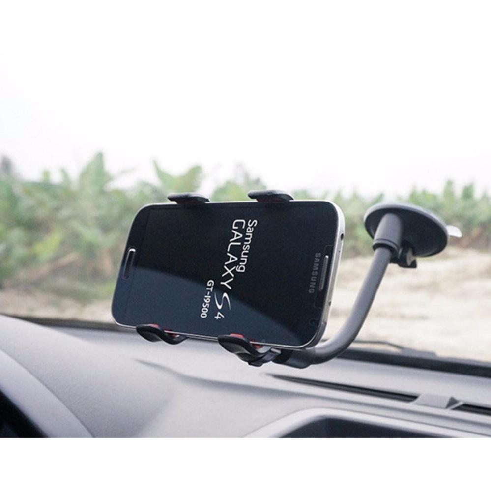So sánh giá Kẹp, giá đỡ điện thoại trên xe ô tô Car Holder (Đen) Tại banhangonline6668