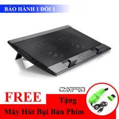 Khuyến Mãi – Đế Tản Nhiệt Laptop L6 + Tặng Máy Hút Bụi Bàn Phím