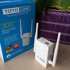 Kích sóng Wifi 2 râu tốc độ 300Mbps TOTOLINK EX200