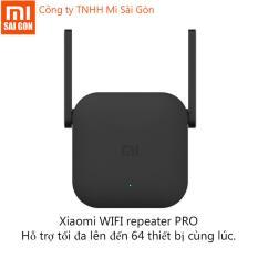 kích sóng Wifi xiaomi repeater Pro băng thông 300 Mbps