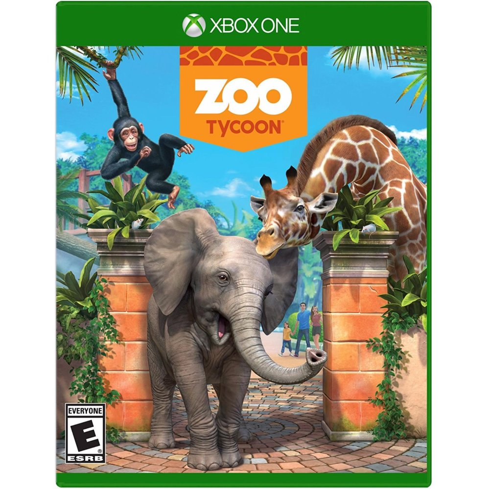 So Sánh Giá Kinect Zoo Tycon For Xbox One