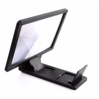 Kính 3D phóng đại màn hình điện thoại hỗ trợ xem phim (Màu ngẫunhiên)