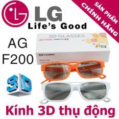Kính 3D thụ động AG F200 CHÍNH HÃNG LG