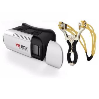 Kính 3D Thực tế ảo VRBox-Tặng ngay Súng cao su Biggie Store cực mạnh