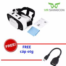 Kính 3D Vr Box shinecon G05a + cáp otg android
