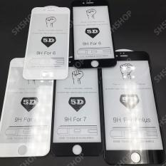 Kính cường lực 5D Full màn cho Iphone 6 / 6+ / 6S / 6S+ / 7 / 7+ mới
