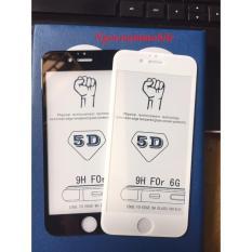 Kính cường lực 5D Full màn cho Iphone 6/6P/6S/,7,7P.8/8P Nguyên Hộp
