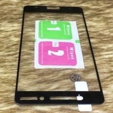 Kính cường lực cao cấp cho Nokia 6 FULL màn hình (Màu Đen)